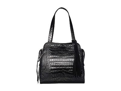 Vince Camuto Tal Tote (Nero) Handbags