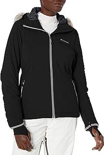 Women's Alpine Slide Winter Jacket, Waterproof & Breathable