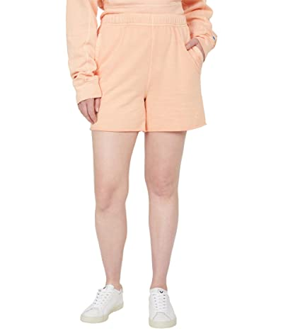 Champion LIFE 4 Lightweight Fleece Boyfriend Shorts Women