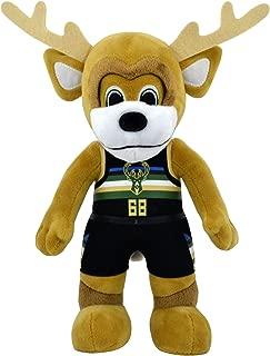 mascot of the milwaukee bucks