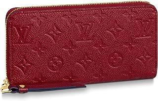 Zippy Wallet Monogram Empreinte Leather
