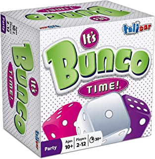 It's Bunco Time