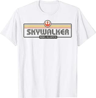 Star Wars Skywalker Rebel Alliance Logo Bold T-Shirt