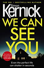 We Can See You: They know everything about you... (English Edition)