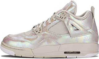 Nike Air Jordan 4 Retro Pearl GG, Chaussures de Running Entrainement Fille