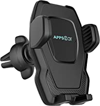 Cell Phone Holder for Car, APPS2Car Universal Air Vent Phone Mount Car Phone Holder for iPhoneXs/XS MAX/XR/8/8 Plus/7/6/6S Plus 5S Samsung Galaxy S8 S6
