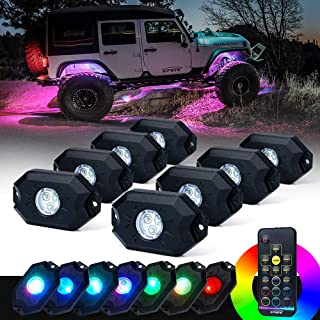 4runner rock lights