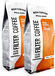 Nish Filtre Kahve Guatemala 2 x 250 gr