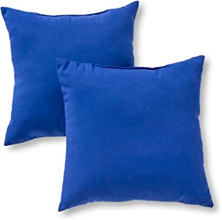 Best bright blue outdoor cushions Reviews