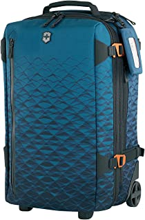 VX Touring Wheeled 2-in-1 Expandable Large Carry-On, Dark Teal