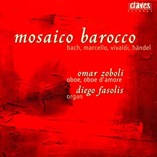 Bach, Marcello, Vivaldi, Händel: Works for Oboe & Organ