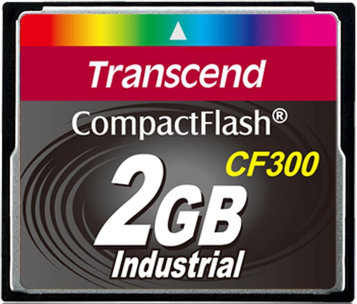 Transcend Extreme Speed 300x 2gb Compact Flash Computer Zubehör