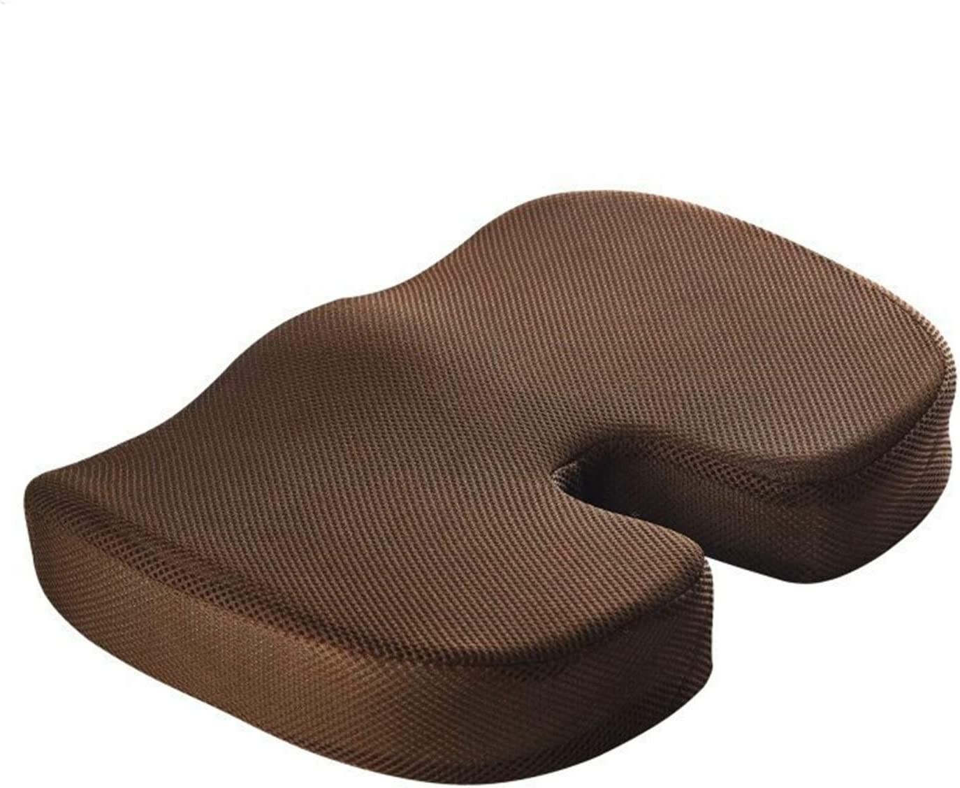 jianchi Travel Breathable Seat Coccyx Cushion Arlington Superlatite Mall Orthopedic Memory