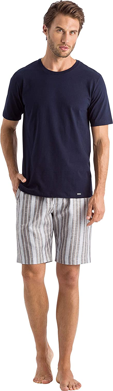 Ranking Max 48% OFF TOP6 HANRO Men's Living Short Shirt Sleeve
