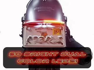 Honda Rebel 300 500 CMX Integrated LED Fender Eliminator Kit (Smoked)