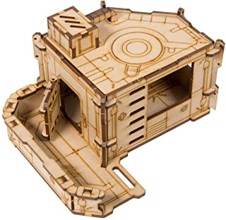 The Broken Token Horizon Grid MK.III Sci-Fi Terrain Building
