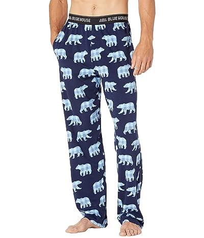 Little Blue House by Hatley Papa Bear Jersey Pajama Pants