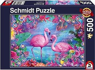 Schmidt Spiele Flamingos Jigsaw Puzzle