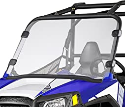Orion Motor Tech UTV Full Windshield, Compatible with Polaris Razor, 09-14 RZR S 800, 10-14 RZR 4 800, 11-14 RZR XP 900, 12-18 RZR 570, 12-14 RZR XP 4 900