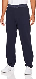 Bonds Men's Essentials Logo Straight Leg Trackie