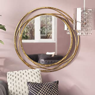 Best swirl circles mirror Reviews