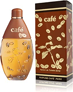 Cafe By Cofinluxe For Women. Parfum De Toilette Spray 3 Ounces