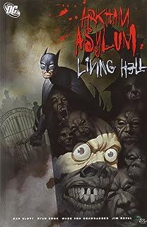 Arkham Asylum Living Hell TP by Ryan Sook (Artist), Wade Von Grawbadger (Artist), Dan Slott (23-Oct-2009) Paperback