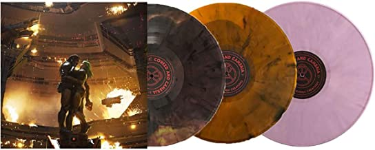 The Unheavenly Creatures - Exclusive Limited Edition Orange & Black Smoke/ Pink Marble/ Clear With Black Smoke 3x Vinyl LP #/4000