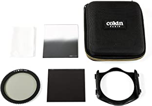 Sponsored Ad - Cokin Square Filter Traveller Creative Kit - Includes M (P) Series Filter Holder, Circular Polarizer (P164)...