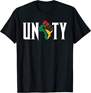 African American Black Unity Kings Queens T-Shirt Gift