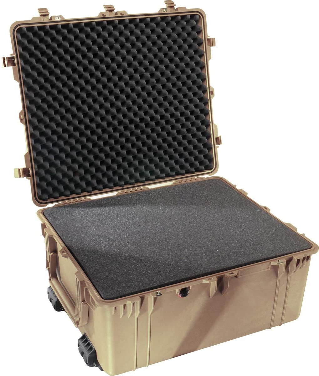Topics on TV Online limited product Pelican 1690 Case