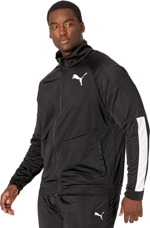 PUMA Men's Contrast Jacket 2.0 Bt