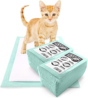 ValuePad Plus Cat Litter Pads, 16.9x11.4 Inch, 50 Count - Generic Refill for Breeze Tidy Cat Litter System, Quick-Dry, Super Absorbent Gel Core Cat Pads, Leak Proof, Easy Disposal
