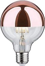 Paulmann 28457 LED Globe 95 7,5 W E27 230 V kopspiegel koper, 13.8 x 9.5 x 13.8 cm