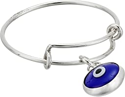 Evil Eye Expandable Wire Ring