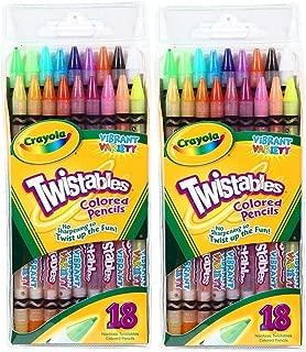 Best crayola twistables colored pencils 18 Reviews
