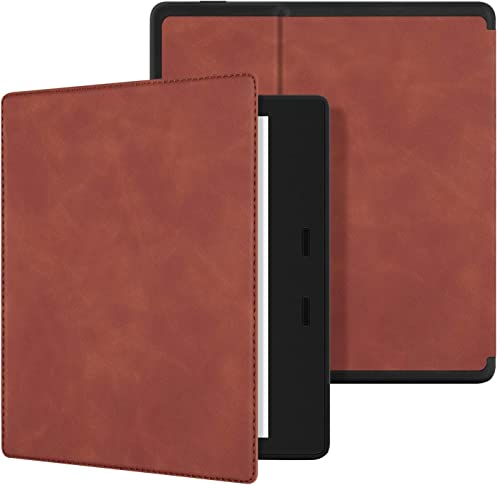 Ayotu Skin Touch Feeling Case for All-New Kindle Oasis(10th Gen, 2019 Release & 9th Gen, 2017 Release),with Auto Wake...