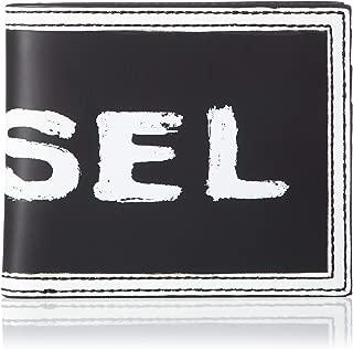 (ディーゼル) DIESEL メンズ ウォレット グラフィティロゴ 二つ折り 財布 X06497P0286