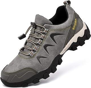 Scarpe da passeggio da uomo, impermeabile, per attività all'aria aperta, per il tempo libero, scarpe da trekking, antisciv...
