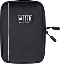 BAGSMART Electronic Organizer Travel Universal Cable Organizer Electronics Accessories Cases for Cable, Charger, Phone, US...