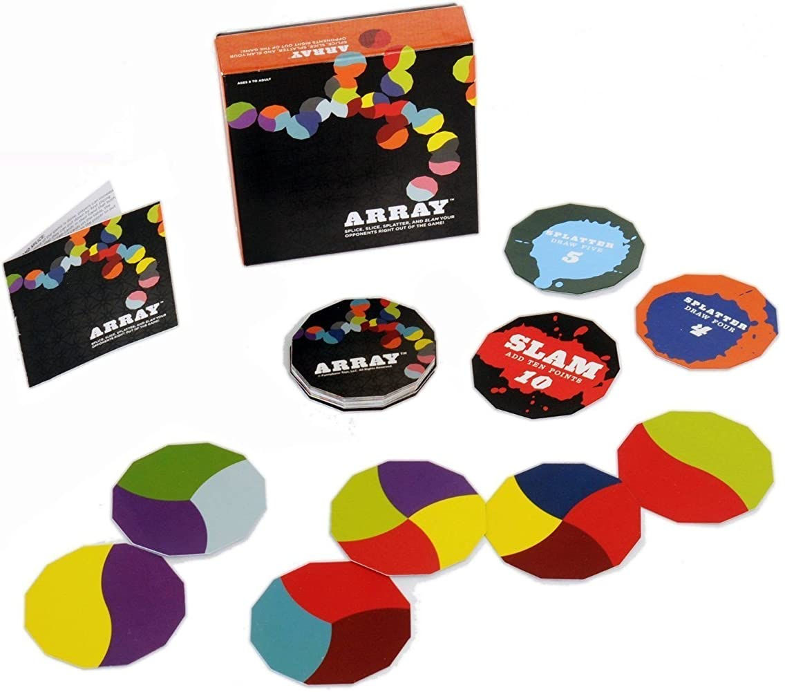 Funnybone Toys / Array - An Award-Winning Color Matching Game with a Twist