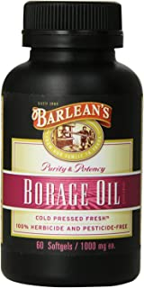2 PACK: Borage Oil - Softgels - 60 ct.