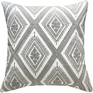 Amazon Com Throw Pillow Covers Cotton Throw Pillow Covers Decorative Pillows Inserts Home Kitchen