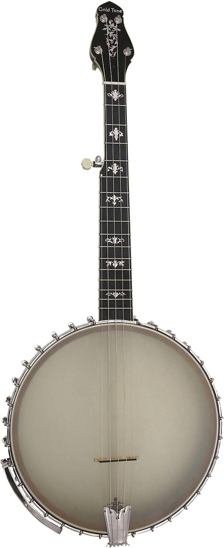 Gold Superior Tone CEB-5 Quality inspection Cello Banjo Vintage String Mahogany Five