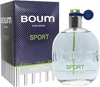Boum Sport Edt 100 Ml, Jeanne Arthes, 100 Ml