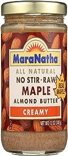 maranatha organic peanut butter creamy or crunchy