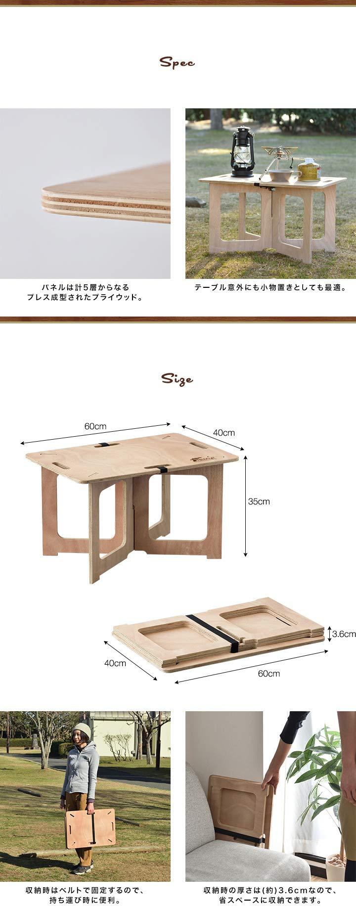 テーブル フィールド ア