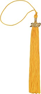 Graduation Tassel with Gold/Silver 2019 Year Charm