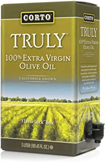 Corto TRULY   100% Extra Virgin Olive Oil   Floral Notes   Cold Extracted in State-of-the-Art Mill   Straight from Officia...
