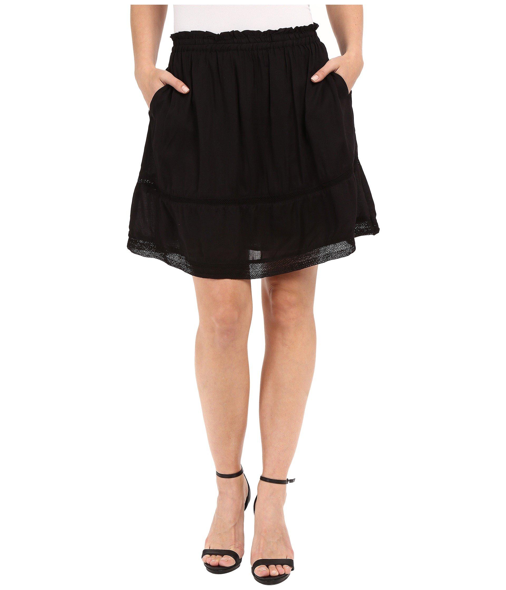 Falda para Mujer Dylan by True Grit Dream Cotton at Ease Pocket Skirt  + Dylan by True Grit en VeoyCompro.net
